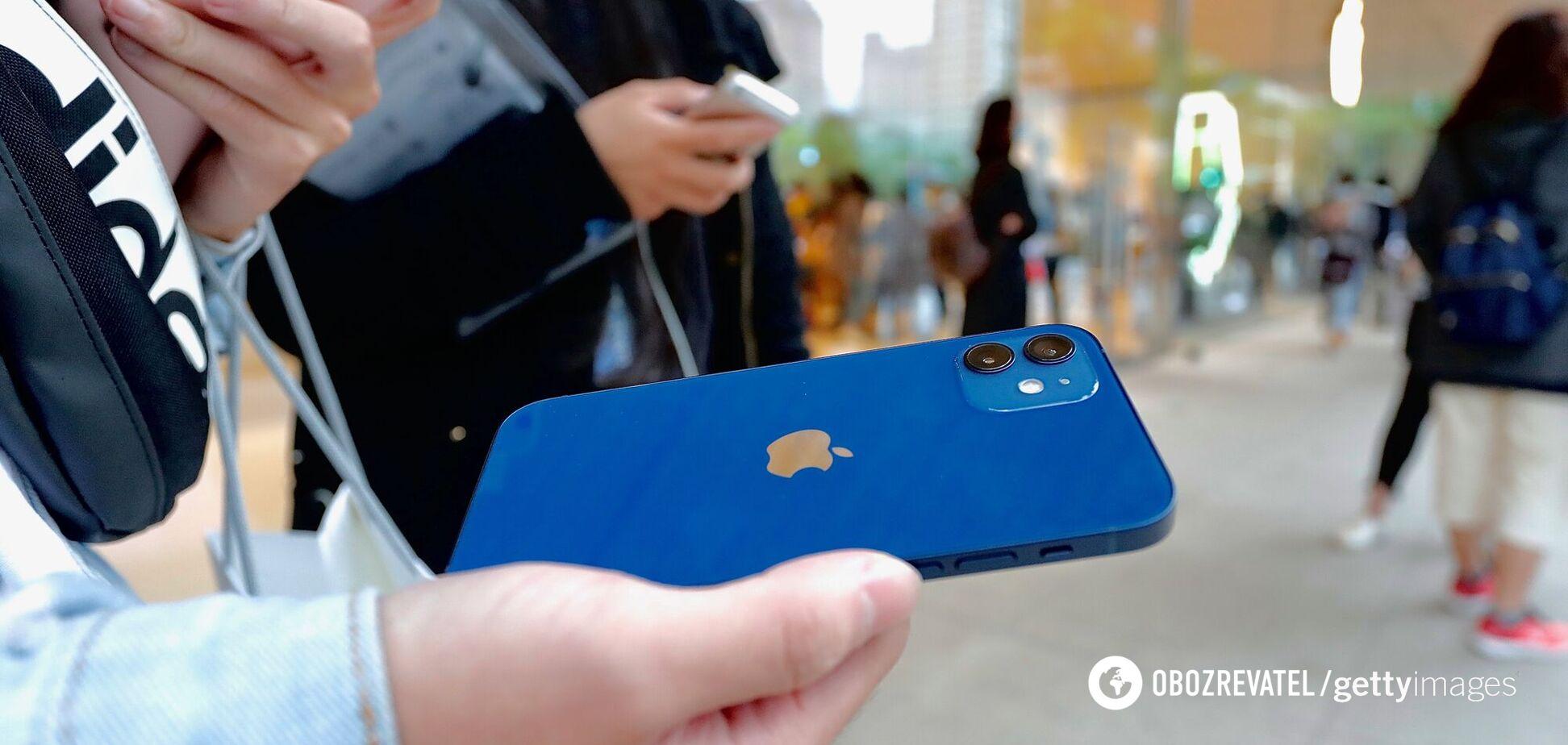 Появились данные о 'революции' в новых iPhone