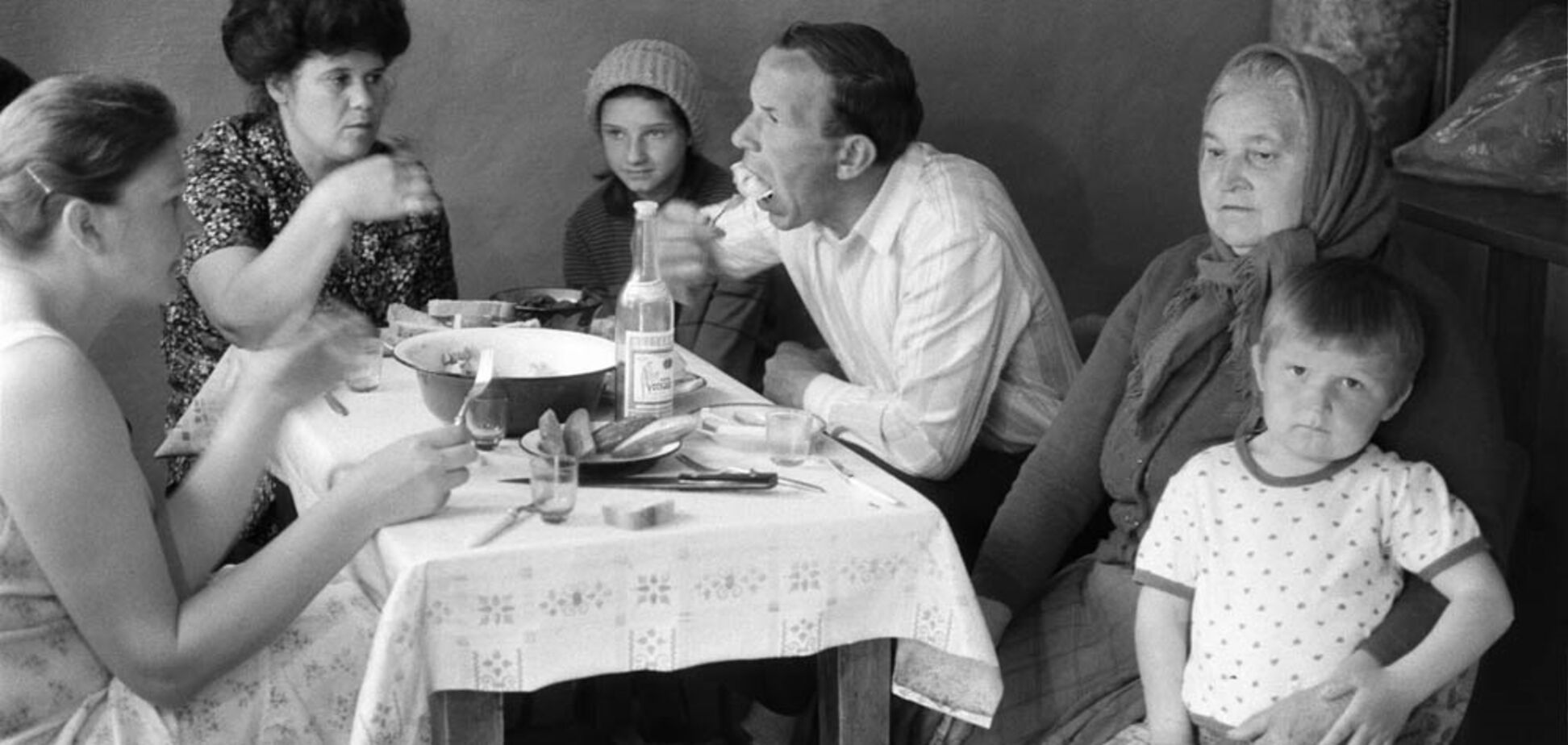 Убогі страви кухні СРСР