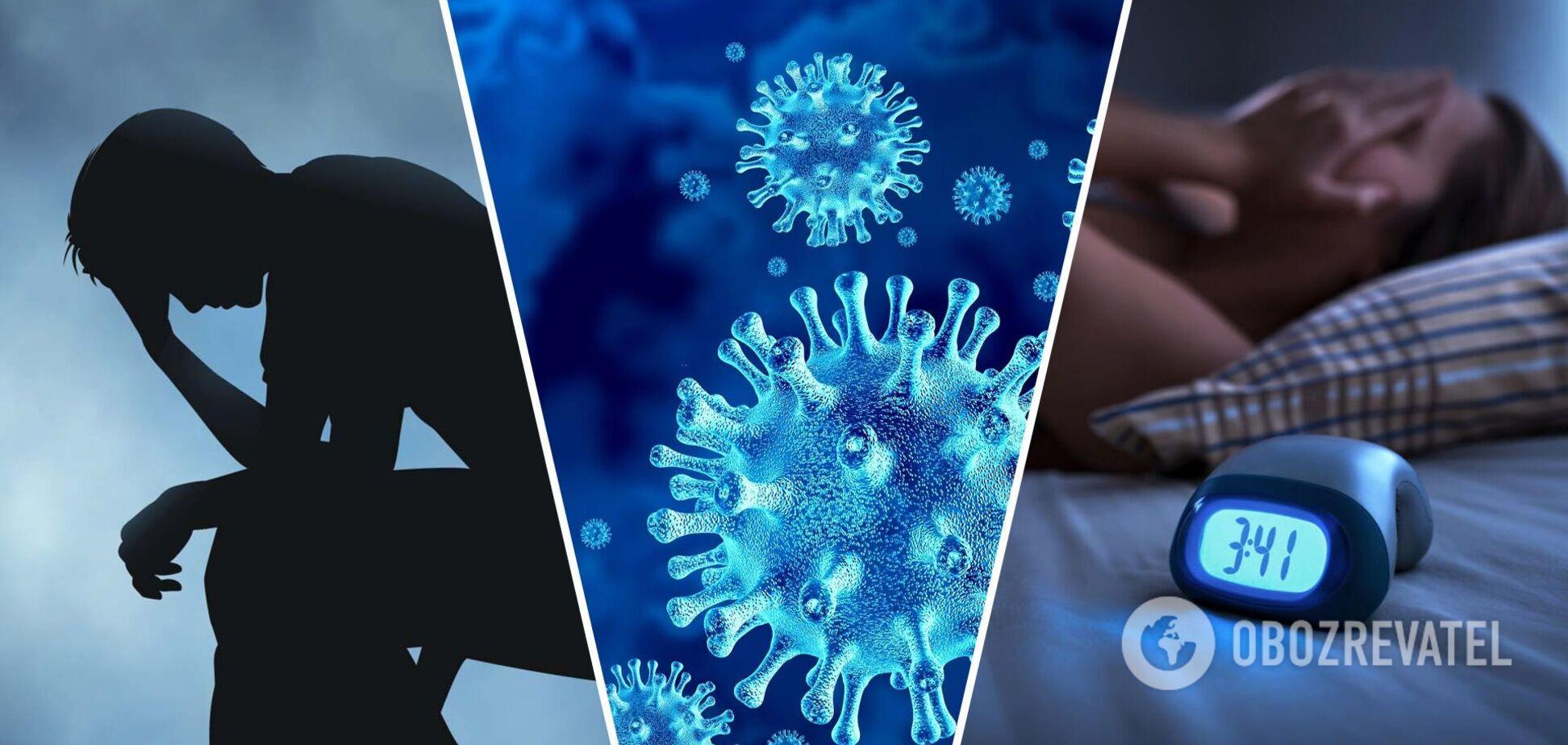 Українці, що перехворіли на коронавірус, масово скаржаться на проблеми зі здоров'ям, які він спровокував