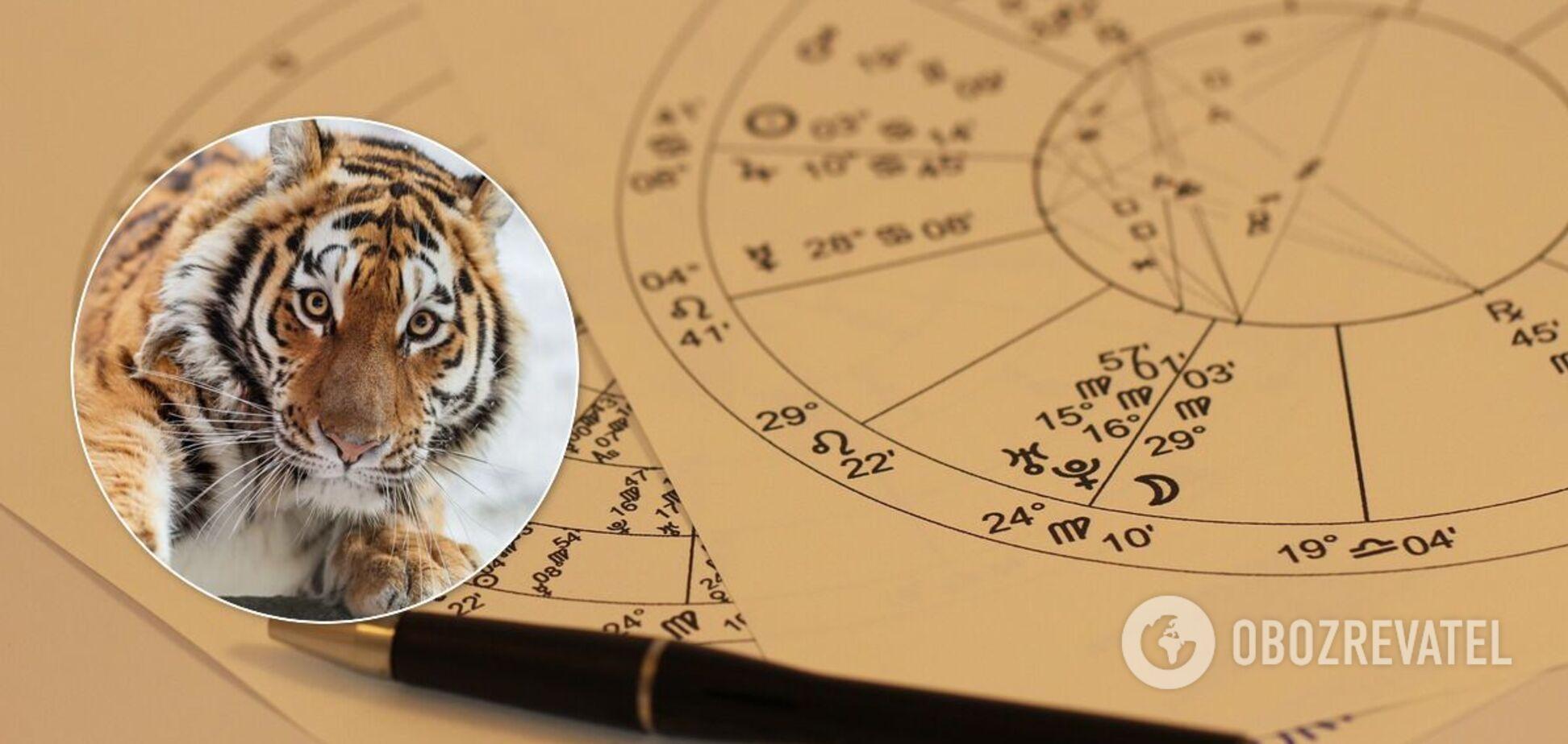 Гороскоп для Тигрів на 2021 рік