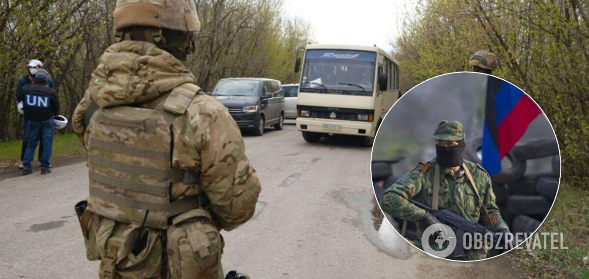 Терористи 'Л/ДНР' передадуть Україні полонених в односторонньому порядку: Кравчук відповів