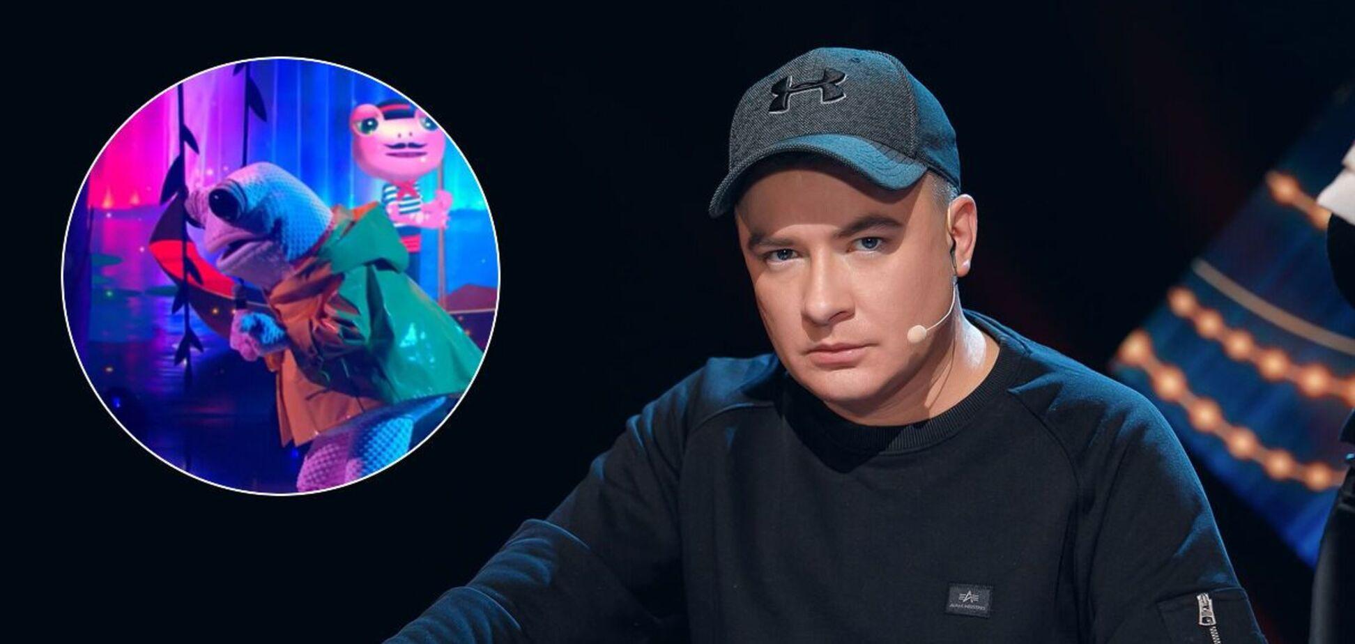 Андрій Данилко став суддею шоу 'Маска'