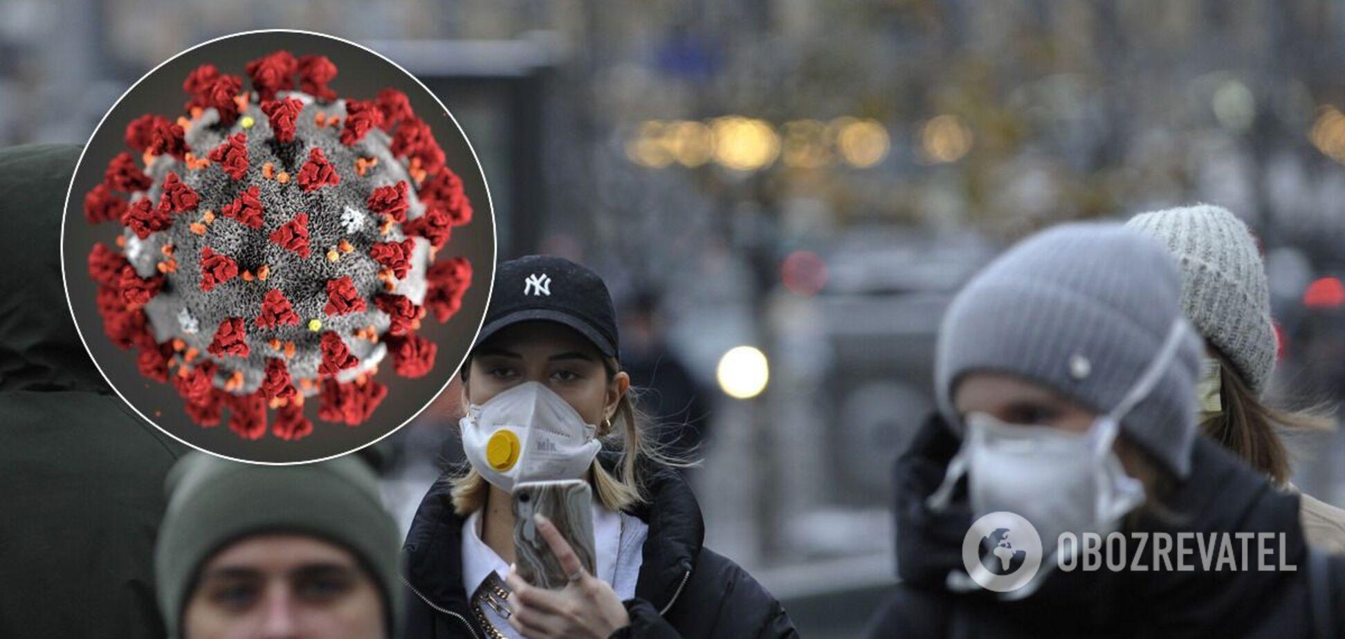 Лікар розповів, скільки мільйонів українців вже перехворіло на коронавірус