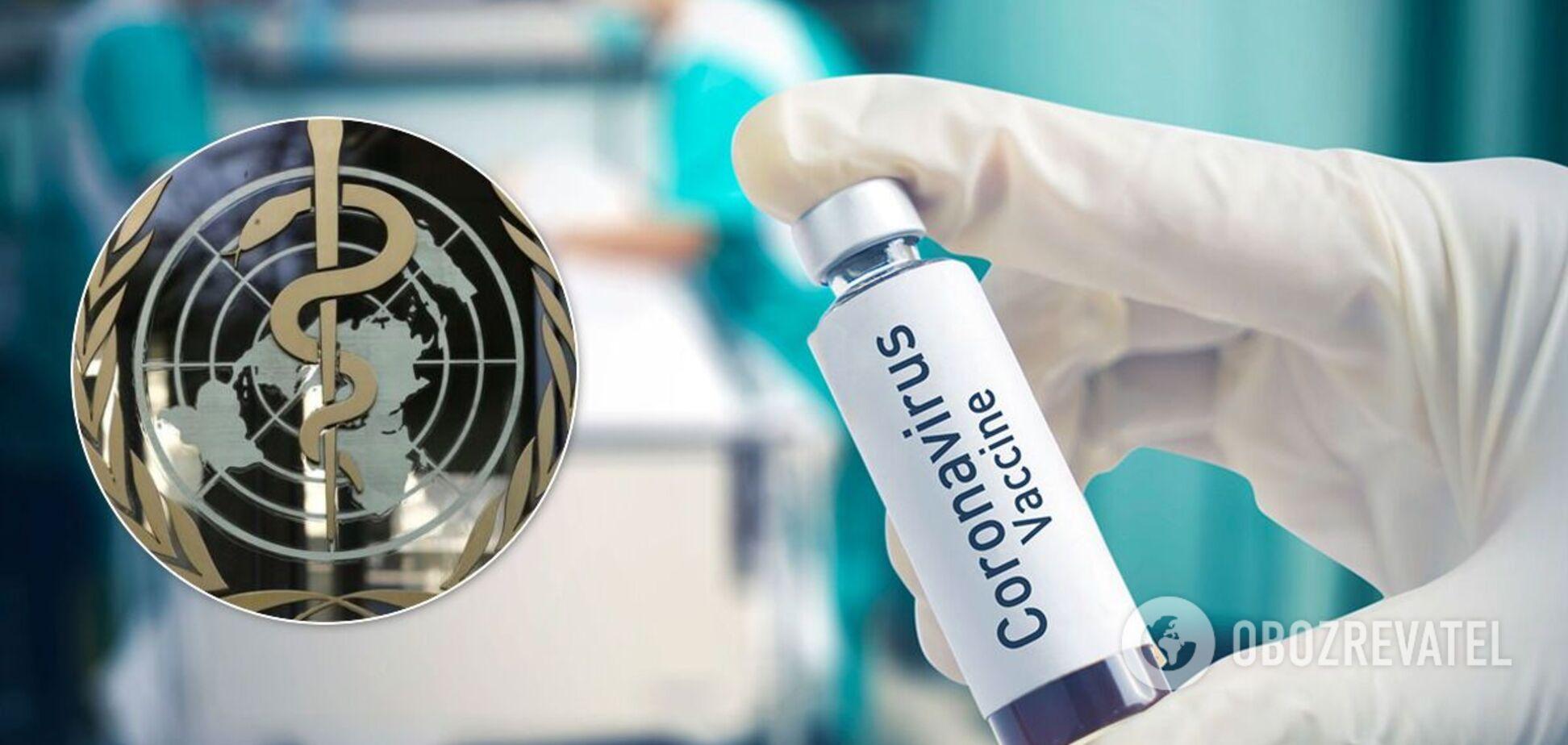Вже 46 країн світу проводять вакцинацію від коронавірусу