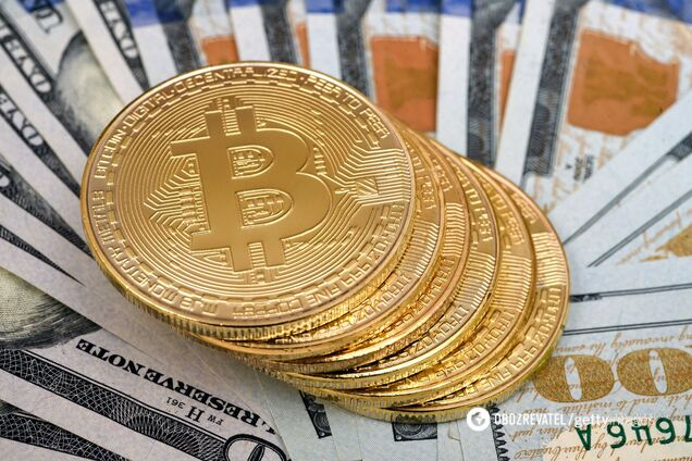 Курс биткоина взлетел до $55 000