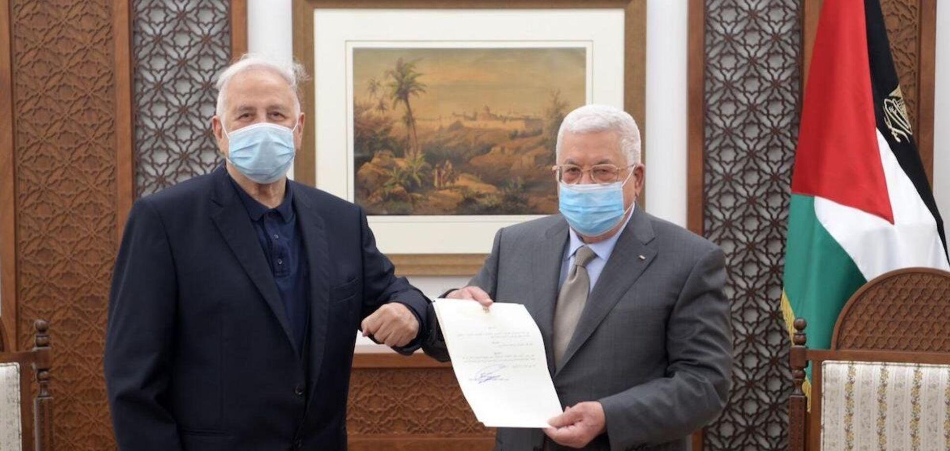 Президент Палестины Махмуд Аббас объявил о проведении выборов