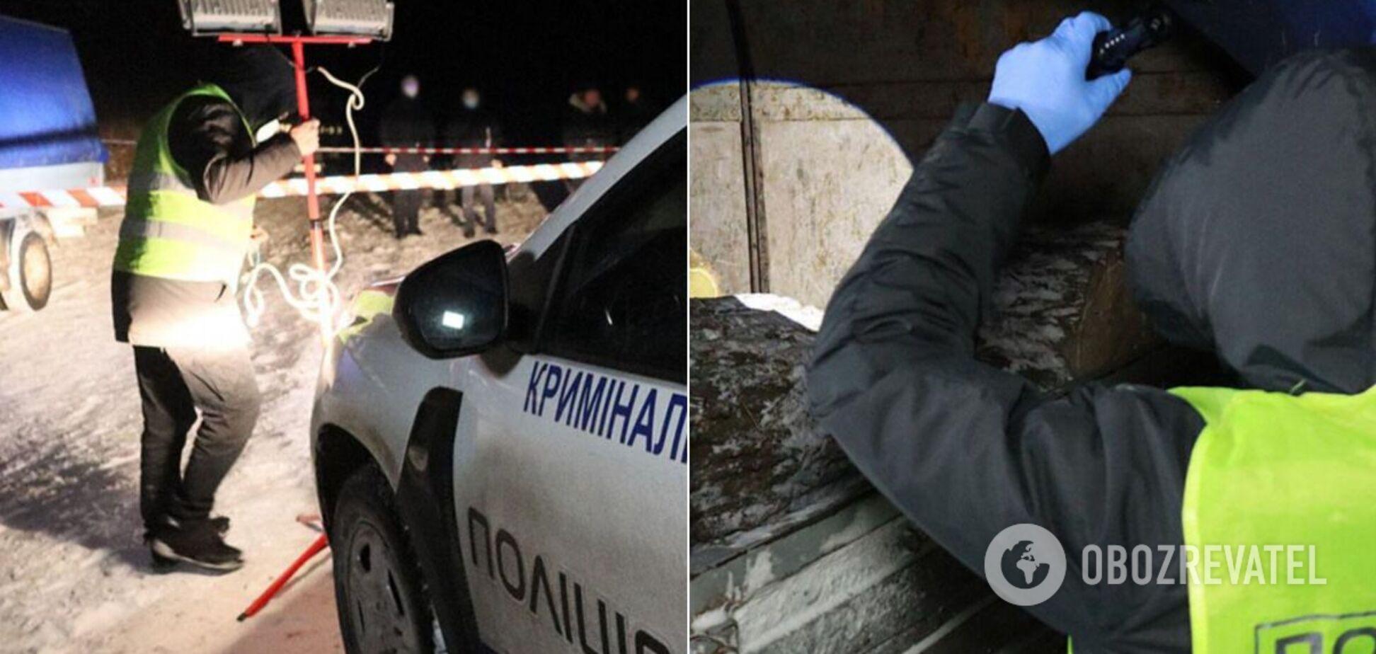 Порушник на авто збив правоохоронця