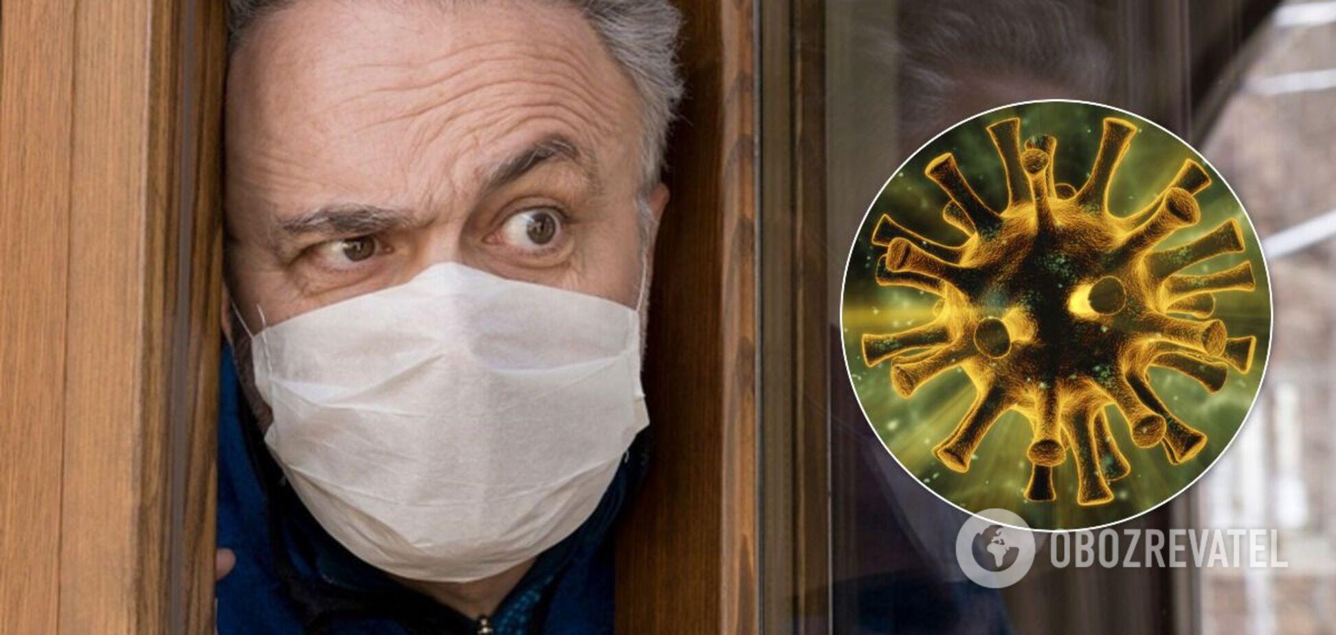 Лікар пояснив, у кого ризик померти від коронавірусу найвищий