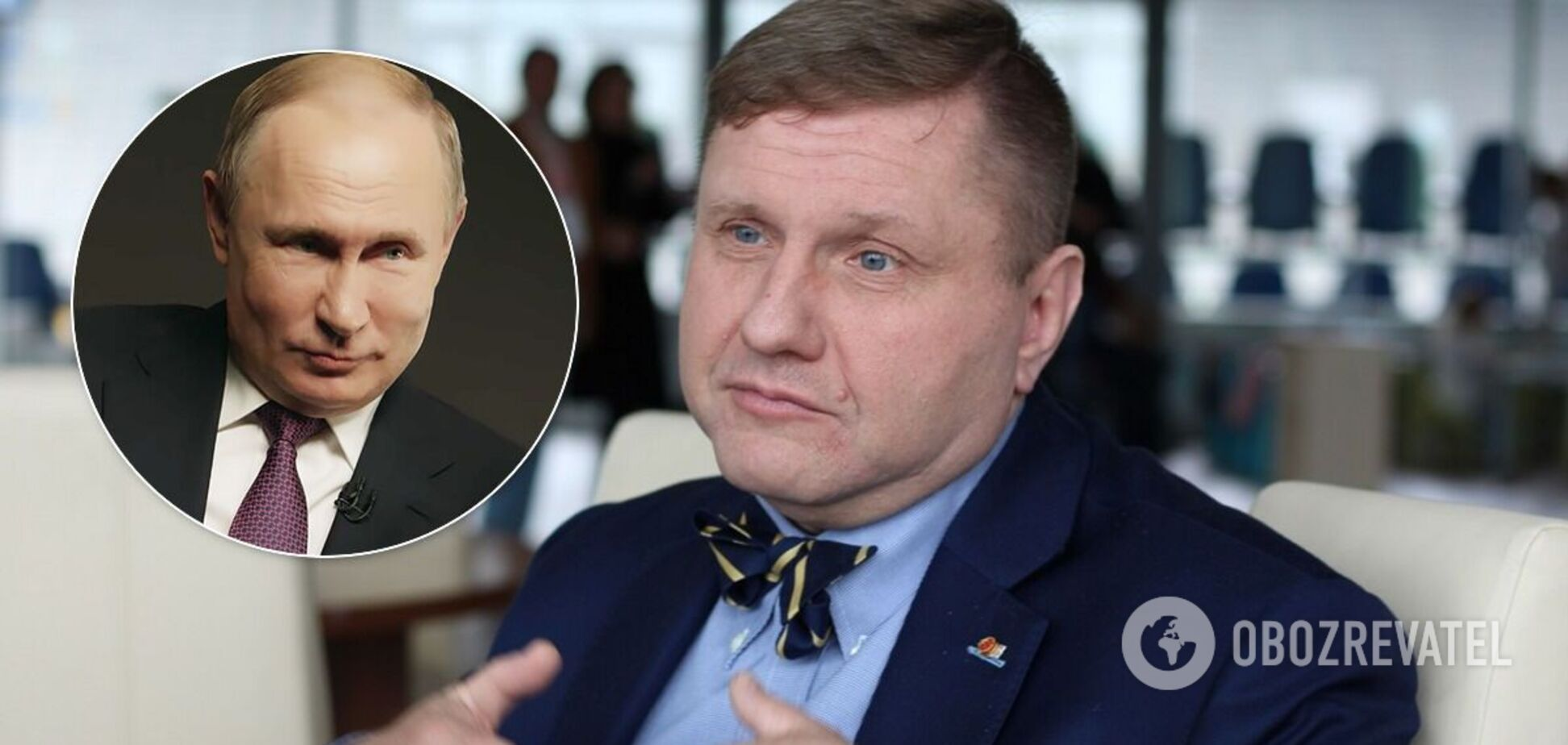 Путіна влаштовує ситуація з Донбасом, Кремль хоче домовлятися з українськими олігархами, – Еггерт