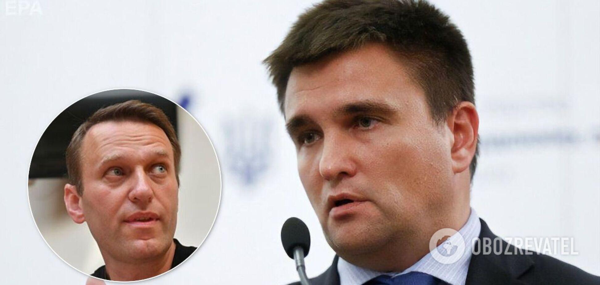 Клімкін розповів про повернення Навального