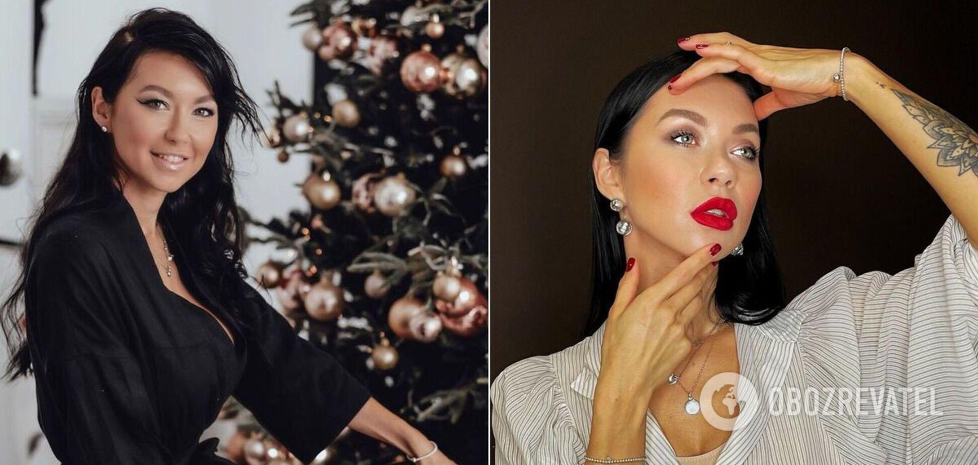 Дружина Дмитра Ступки показала, який має вигляд після ринопластики. Відео