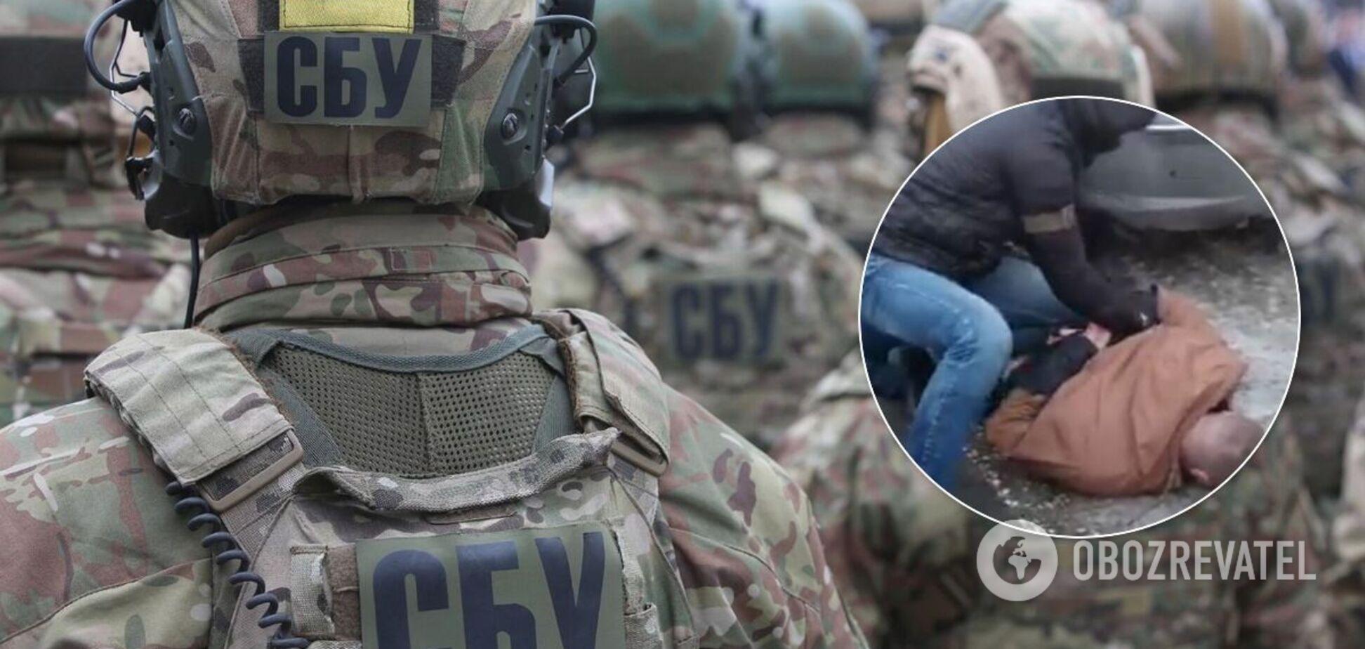 СБУ задержала на взятке полицейских