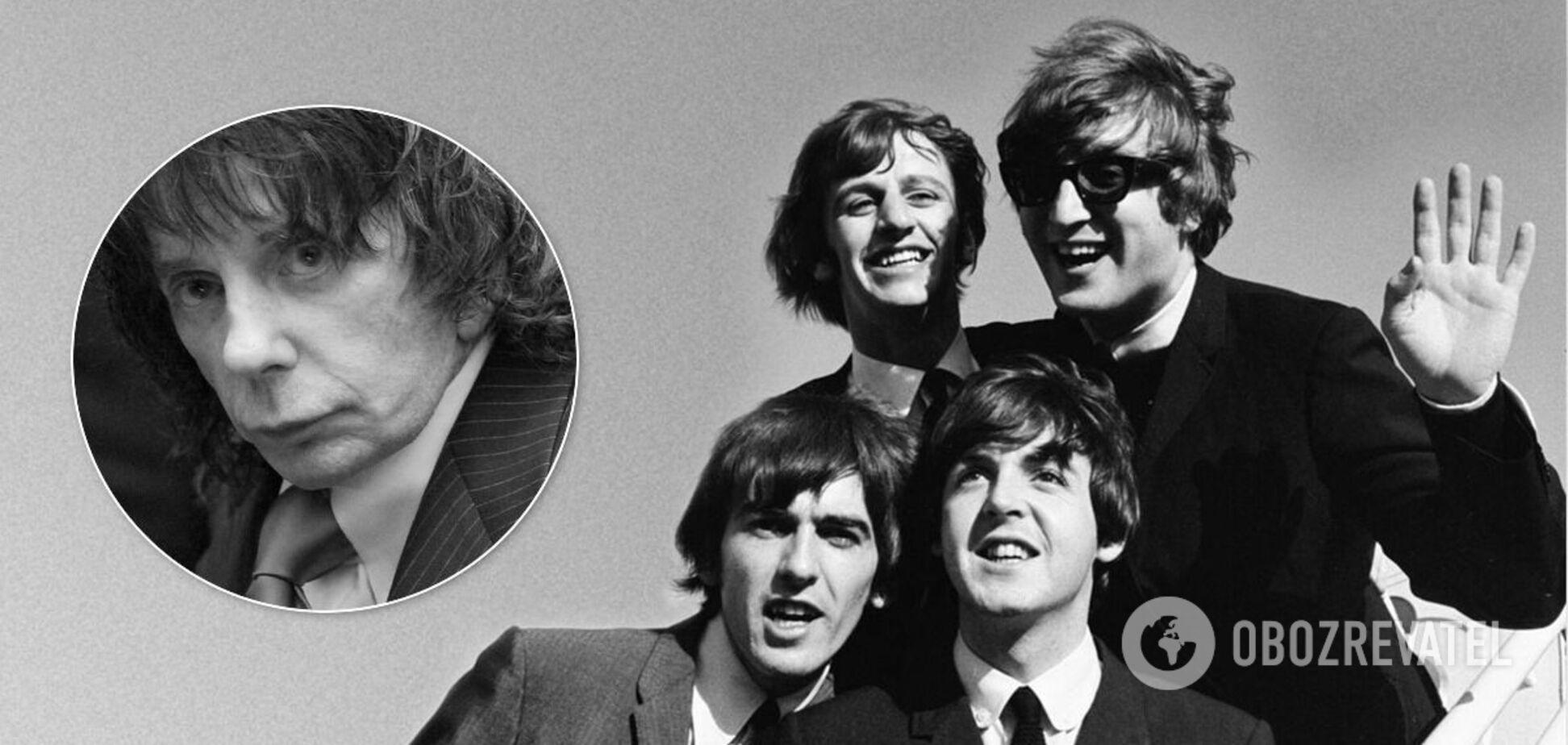 Помер продюсер The Beatles, засуджений за вбивство актриси