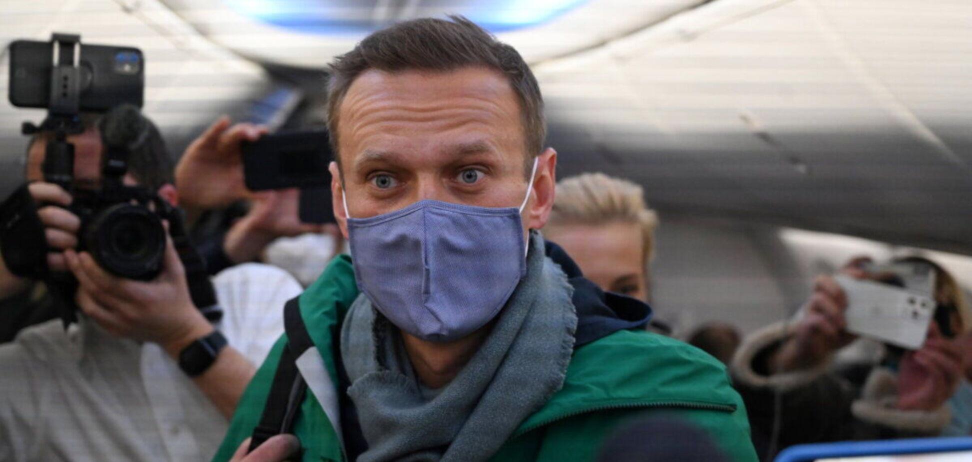 Путин посадит Навального до конца своей жизни