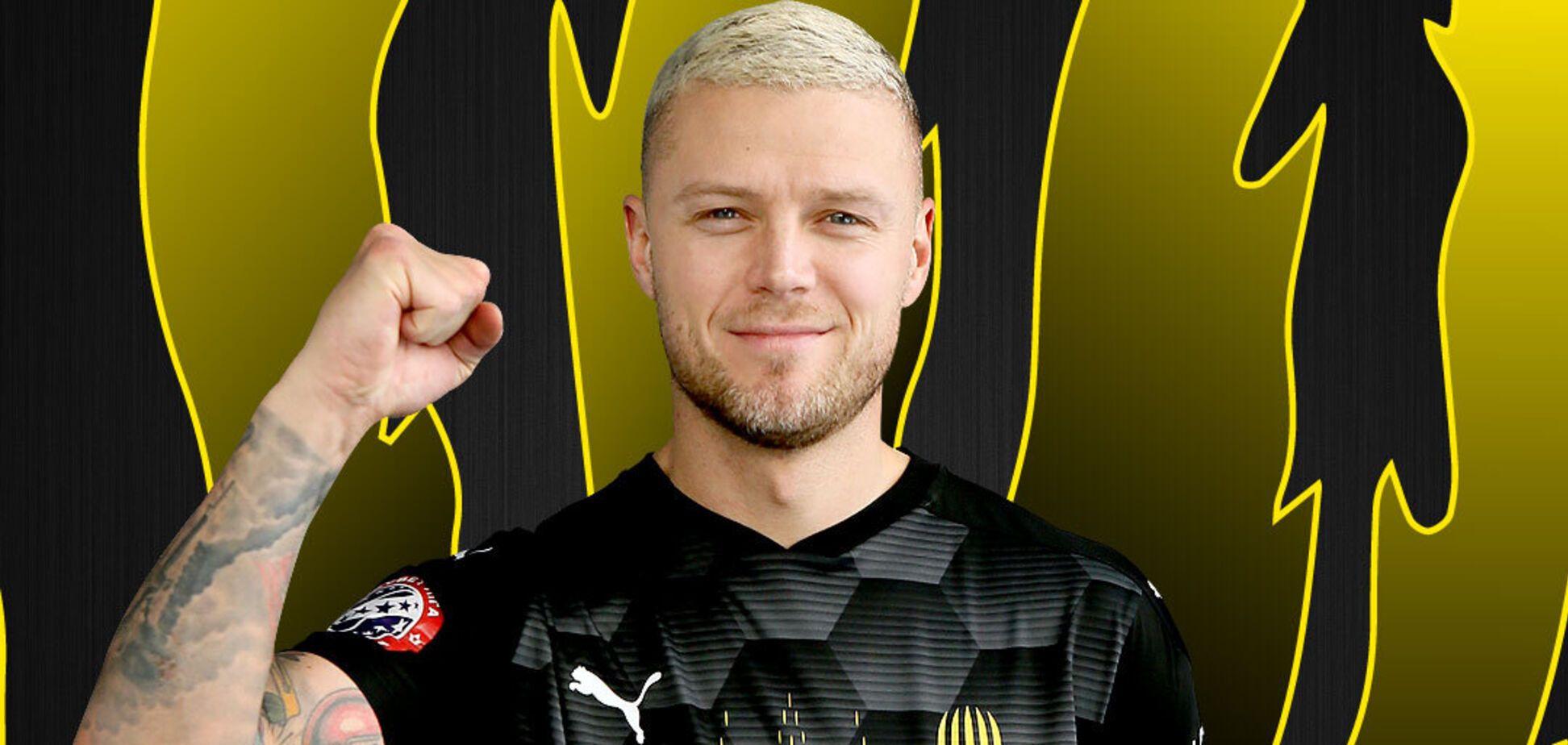 Новачок УПЛ підписав контракт із героєм Євро-2016