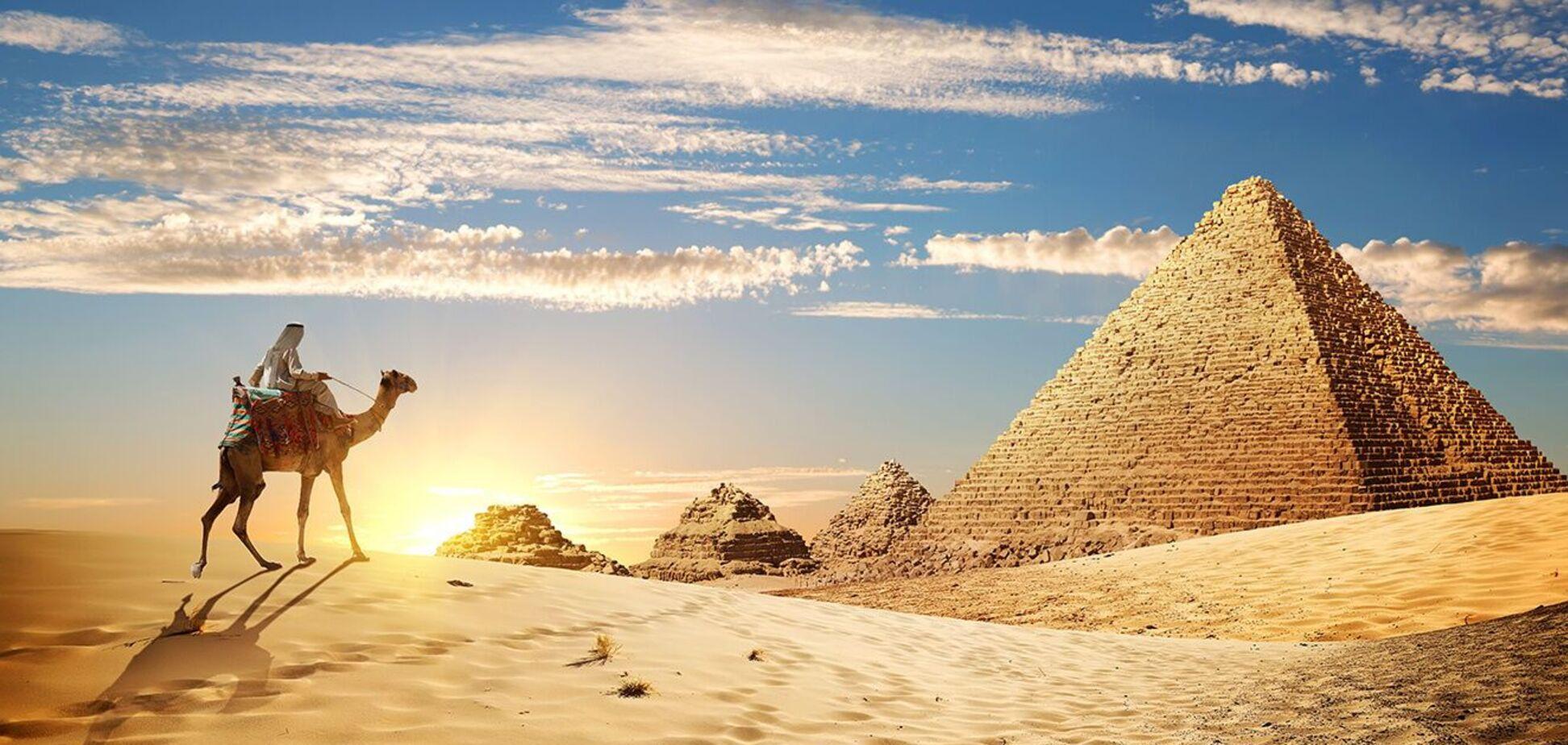 Чим Єгипет дивуватиме туристів 2021 року: ресторан у пустелі
