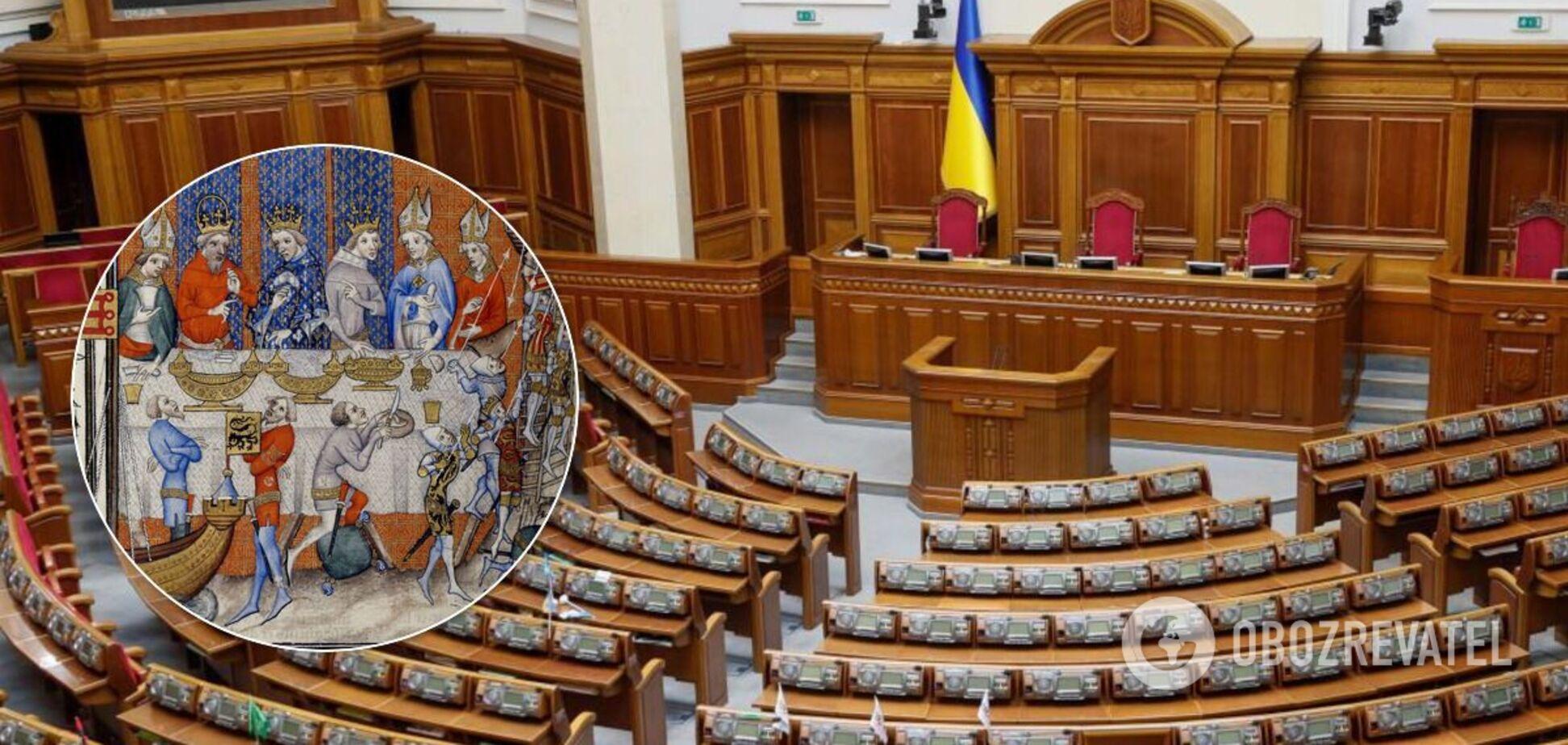 Раду хочуть скоротити з 450 до 300 нардепів: у 'Голосі' заявили про недоліки законопроєкту