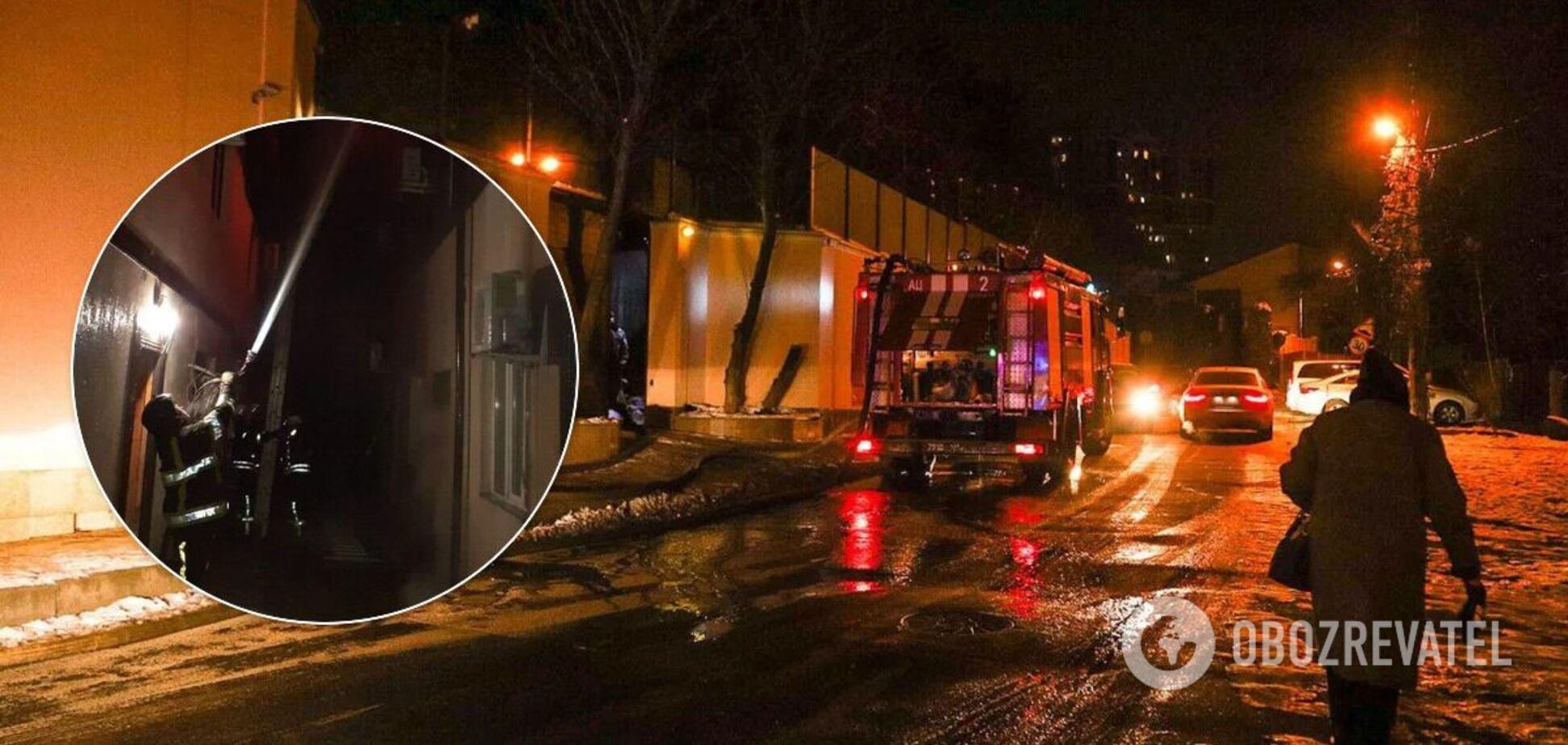 Пожар в одесской гостинице: количество жертв увеличилось