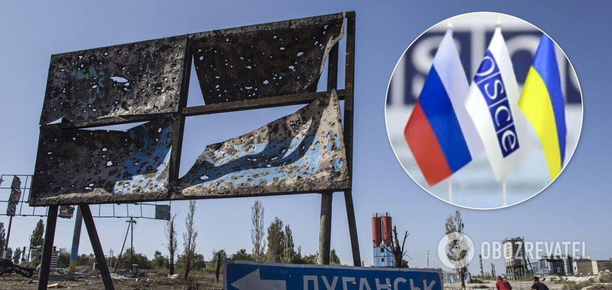 Войска РФ на Донбассе устроили 'охоту' на беспилотники ОБСЕ – штаб ООС