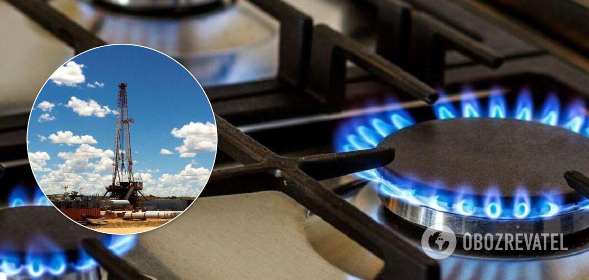 Україна має достатньо газу власного видобутку