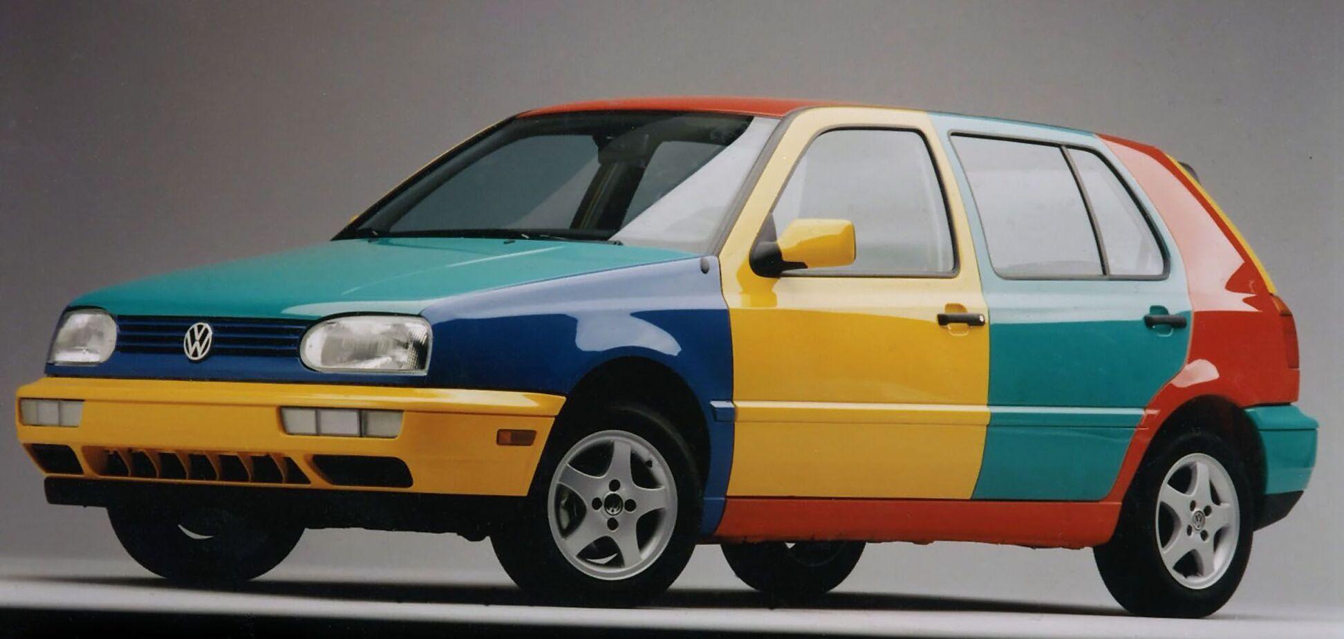 Визначено найпопулярніші кольори серед українських автолюбителів