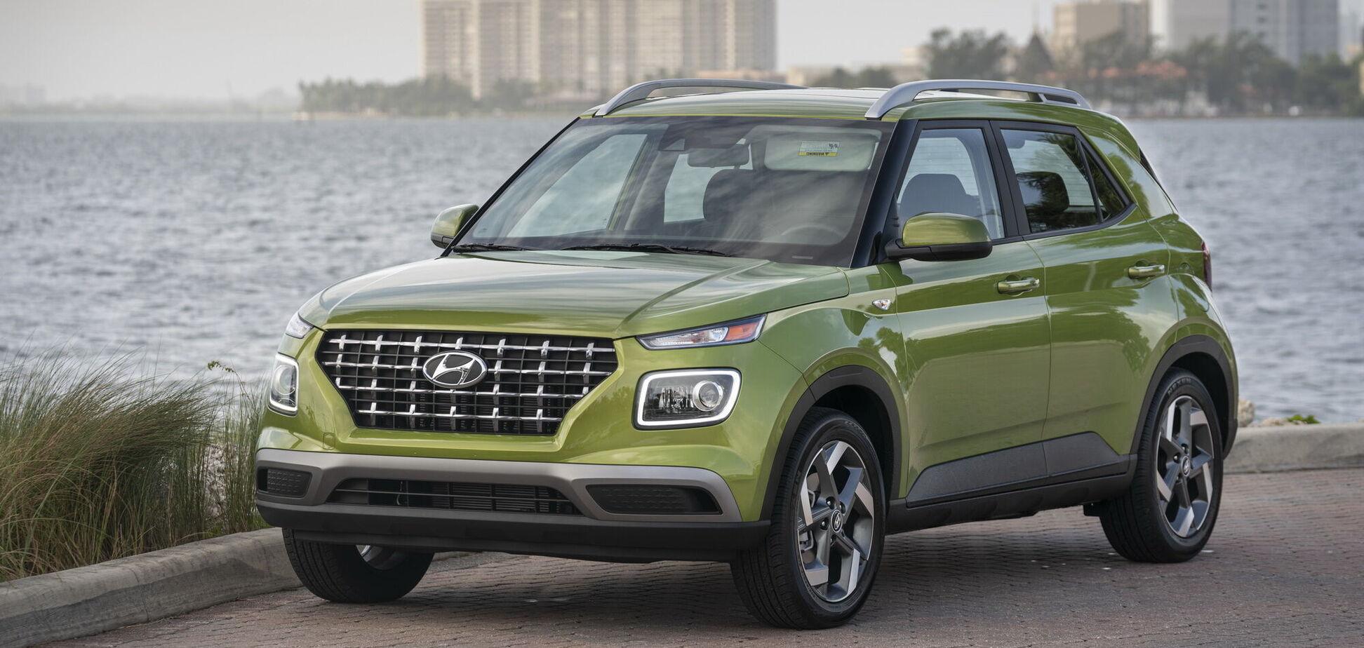 В Украине стартовали продажи новой модели Hyundai