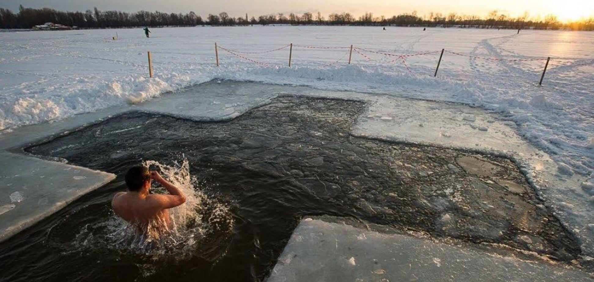 МОЗ дало рекомендації щодо хрещенських купань
