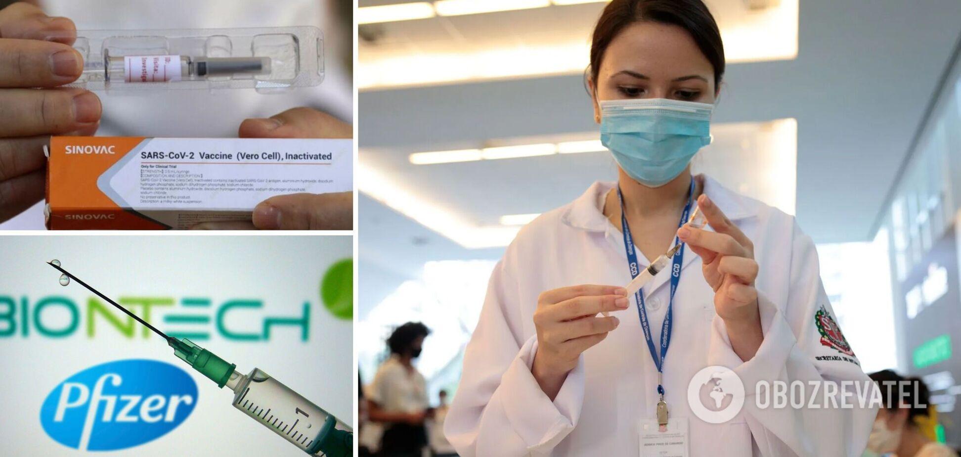 Эффективность Sinovac поставили под вопрос: что ждет Украину, если поставки вакцины из Китая отменят