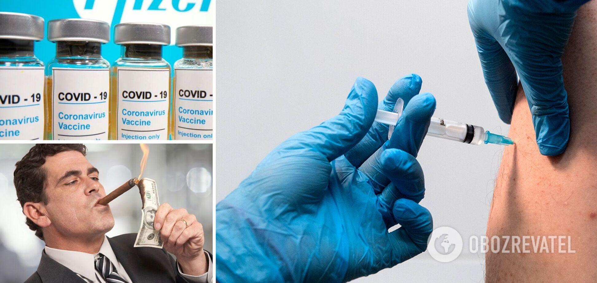 Богатые платят тысячи долларов за внеочередную вакцинацию от коронавируса