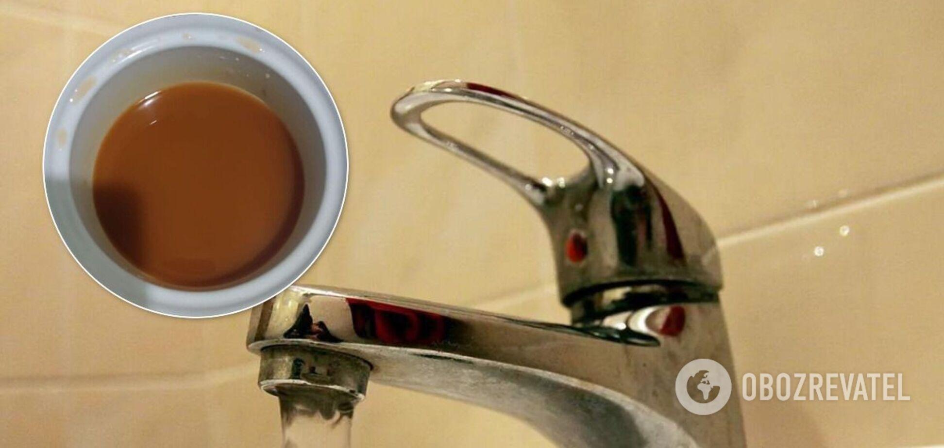 Проблеми з водою