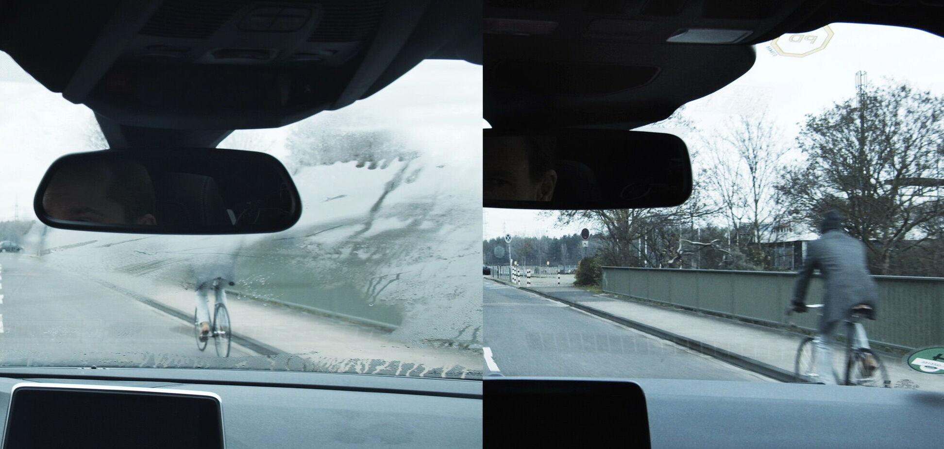 'Фордівська' система WWS запобігає запотіванню скла в авто