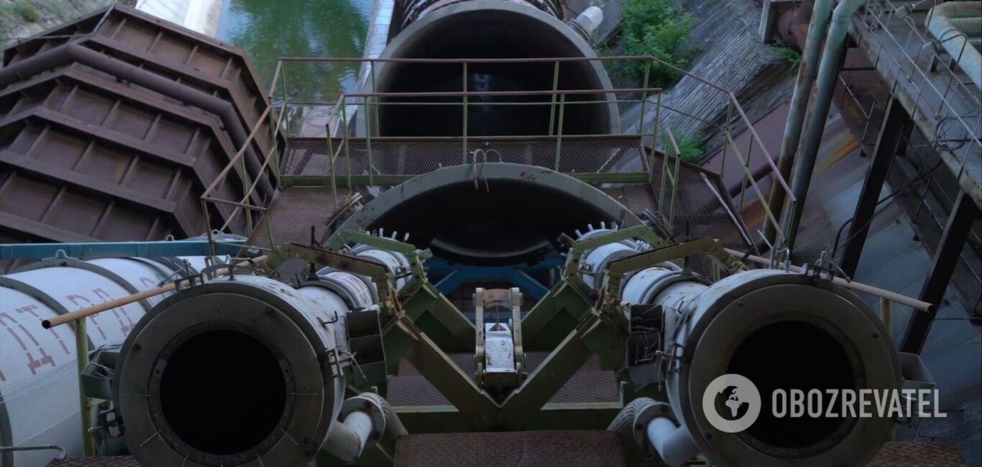 Экслюзивная экскурсия OBOZREVATEL по секретному ракетному заводу: премьера фильма