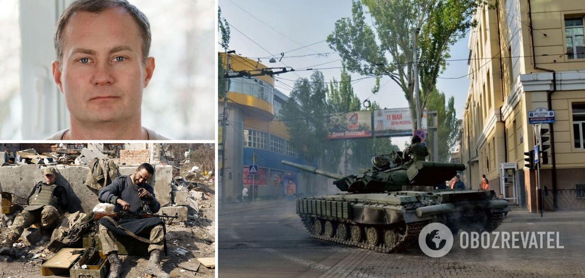 Сергій Гармаш вважає, що Росія доводить Мінський процес до абсурду