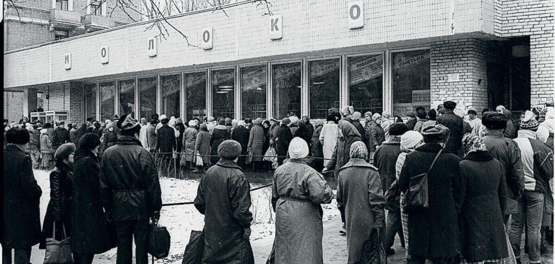 Товарный дефицит в СССР был проблемой страны практически все время ее существования