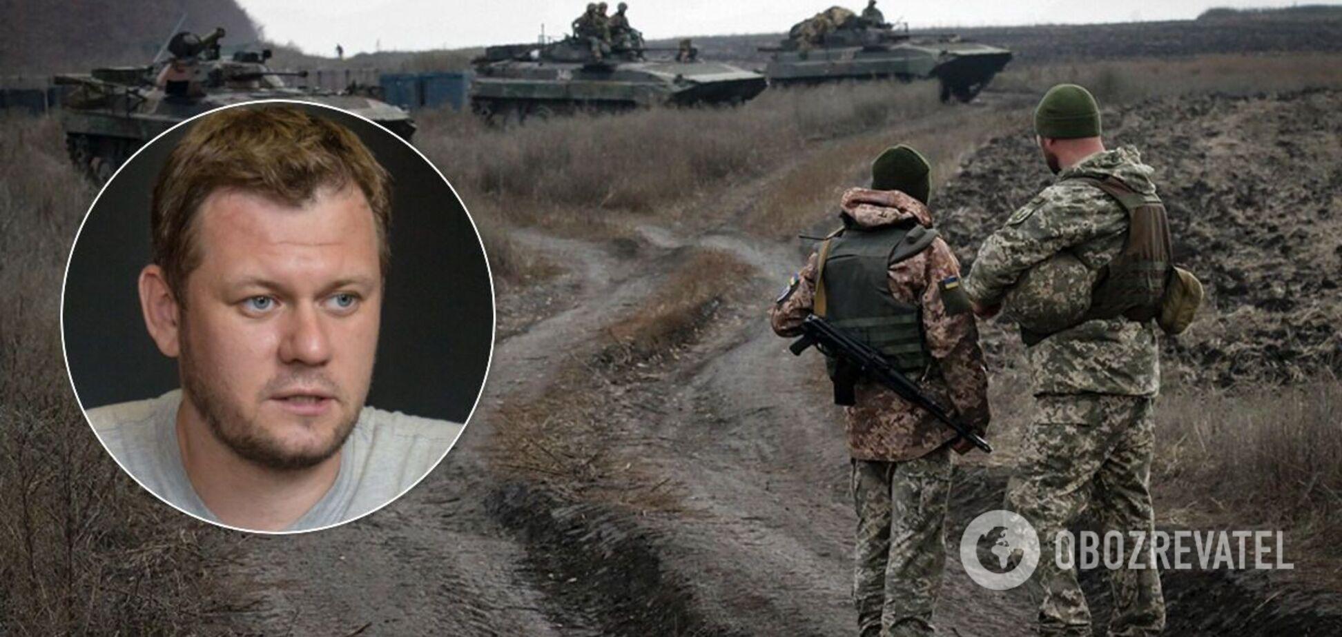 Казанский раскрыл цели России на Донбассе