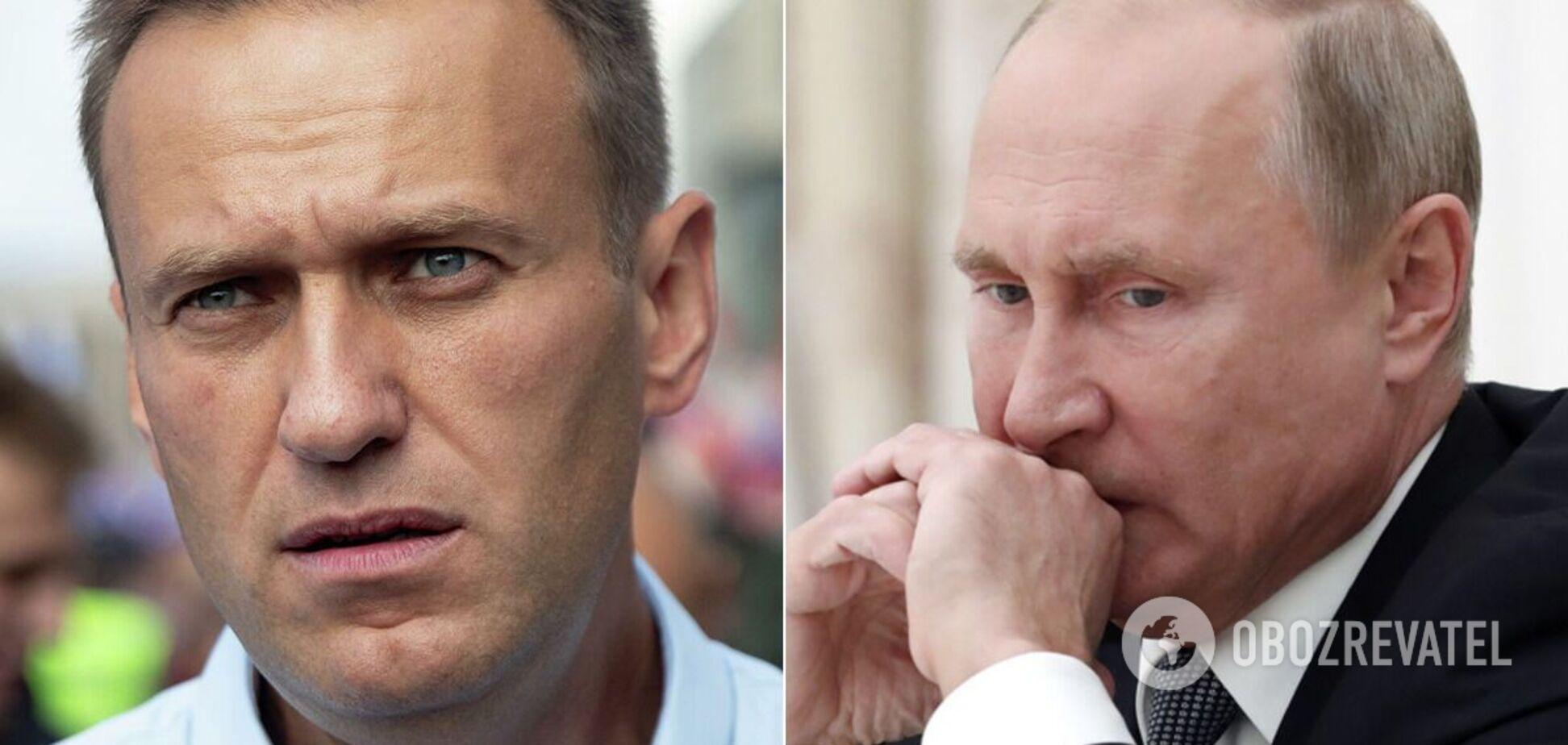Путин расписался в том, что команду на отравление Навального отдавал именно он
