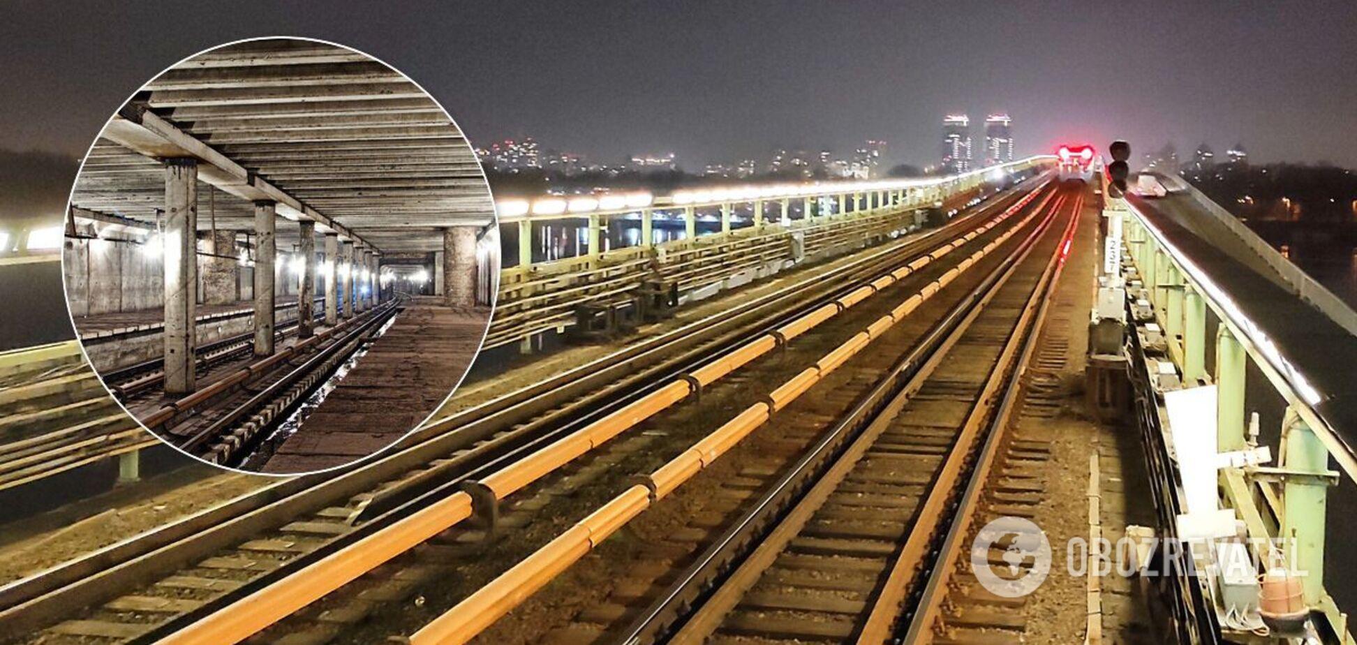 После нескольких лет строительства, станцию законсервировали