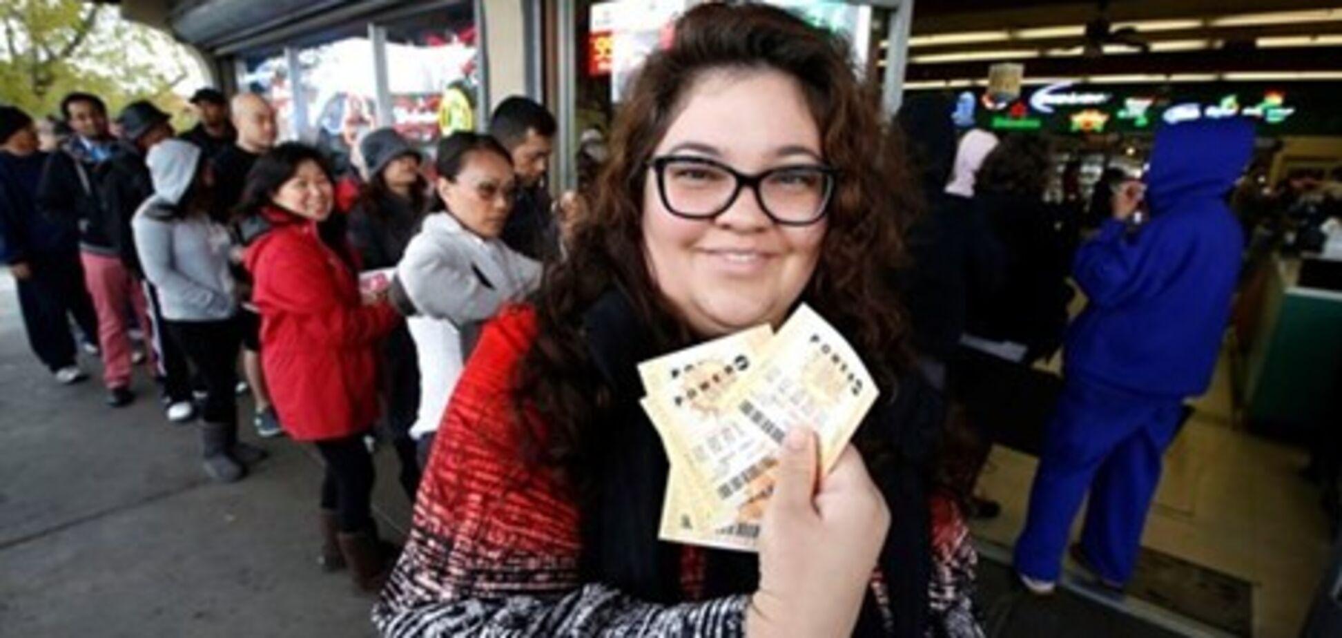 Украинцам рассказали, как выиграть более $1,5 в лотерею Mega Millions