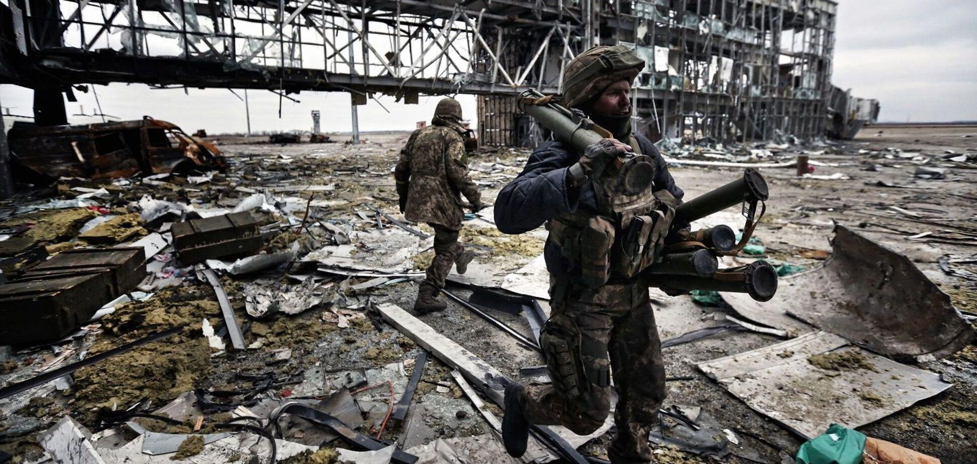 'Киборги' в течение 242 дней держали оборону ДАП