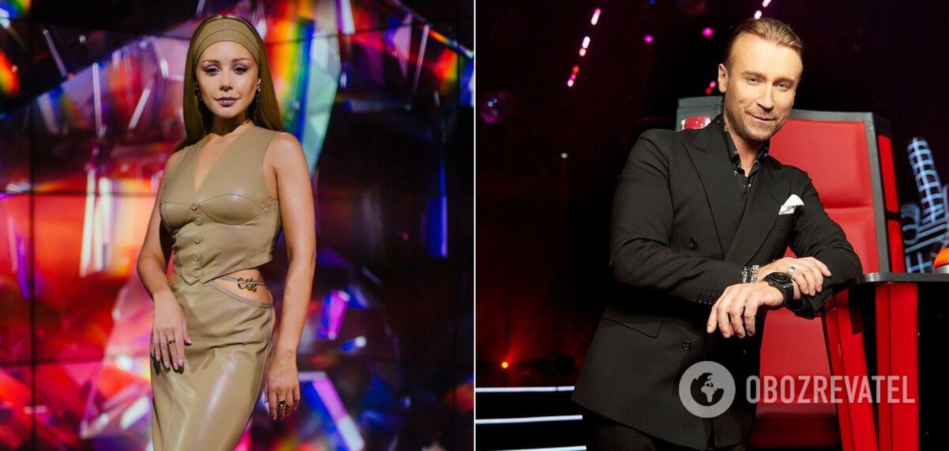 Стилисты раскрыли секреты образов тренеров на шоу 'Голос країни-11'