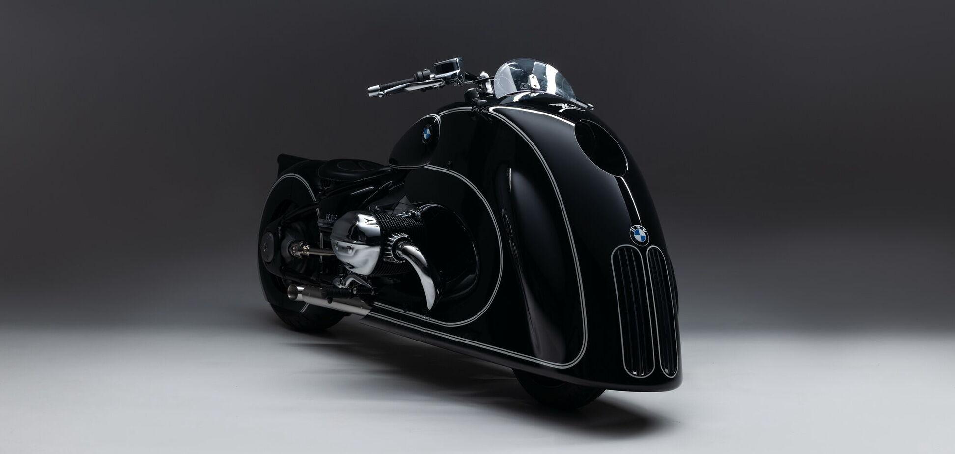 BMW Motorrad презентовал кастом-байк в стиле ар-деко