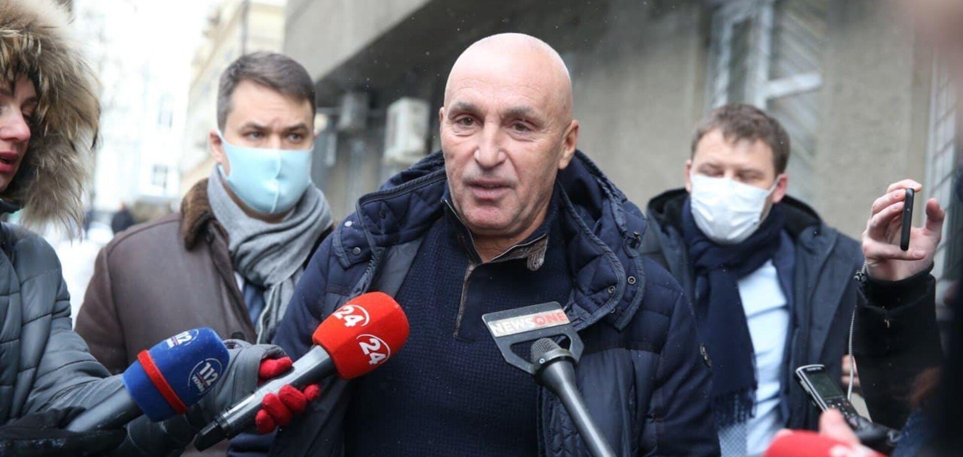 Ярославський прийшов на допит в СБУ розповісти, як Богуслаєв угробив 'Мотор Січ'