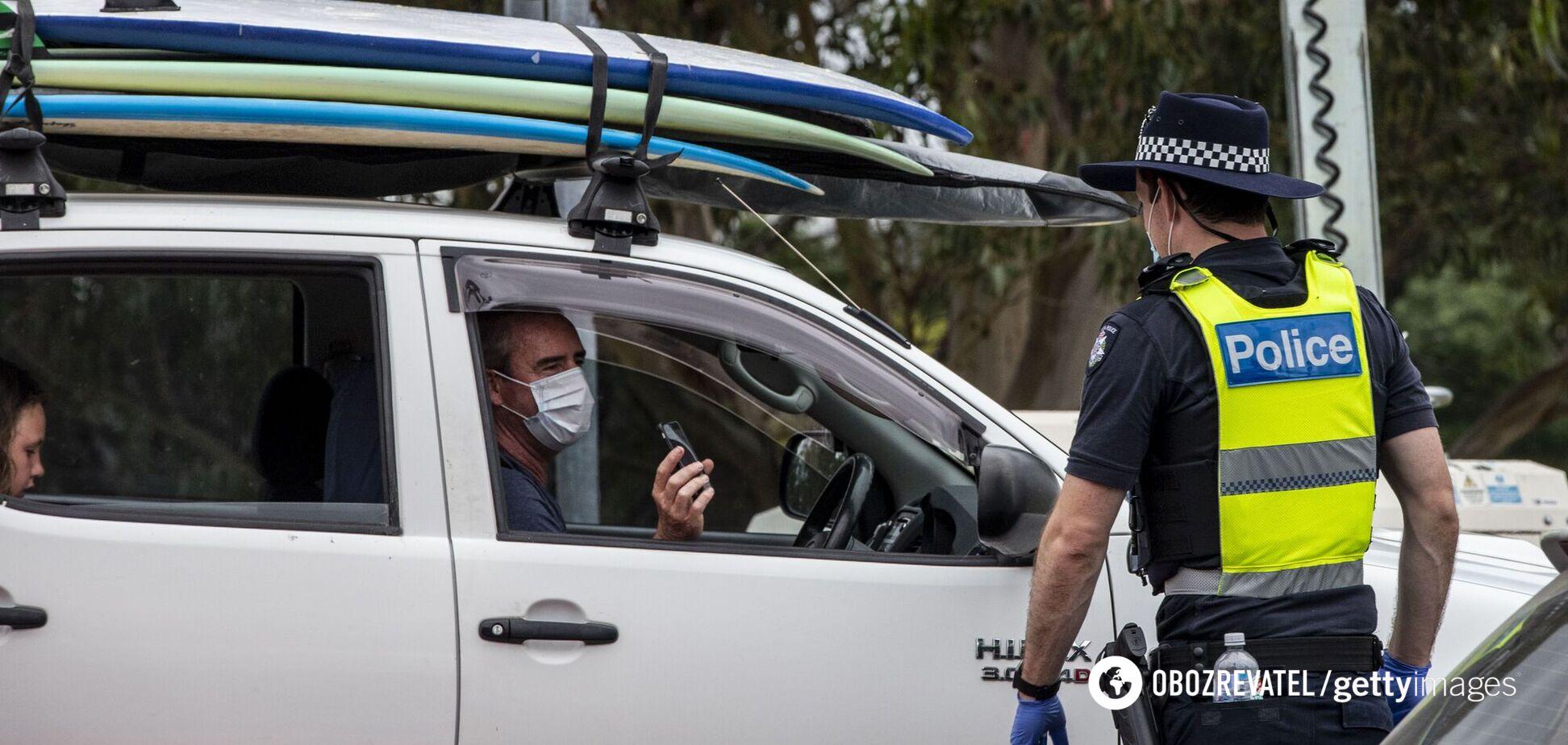 Жорсткі обмеження діятимуть у Сіднеї та околицях