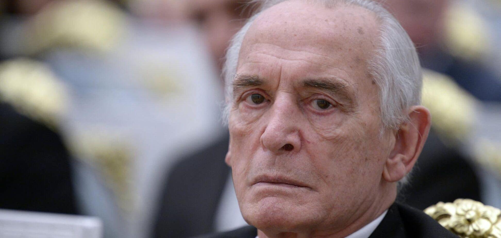 86-летнего Василия Ланового госпитализировали с коронавирусом