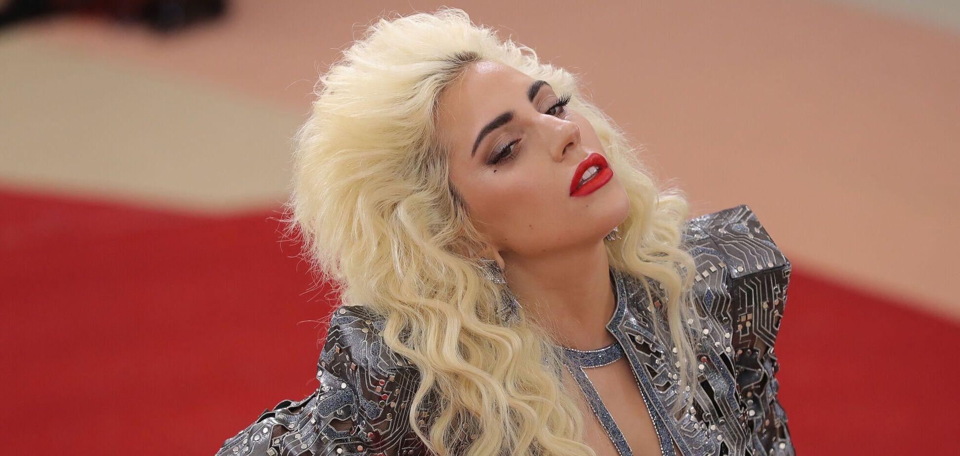 Леди Гага спела гимн США на инаугурации Байдена: как выглядела певица. Видео