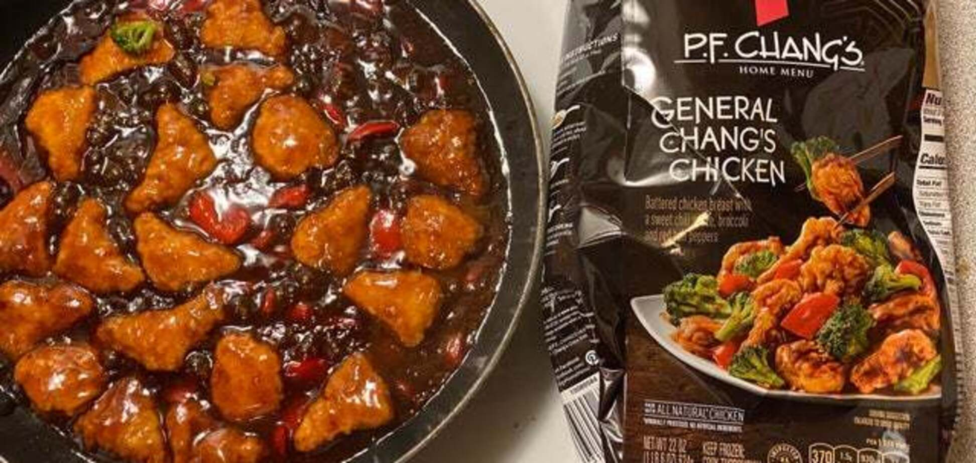 Ожидание и реальность: как выглядит еда на упаковке и на самом деле