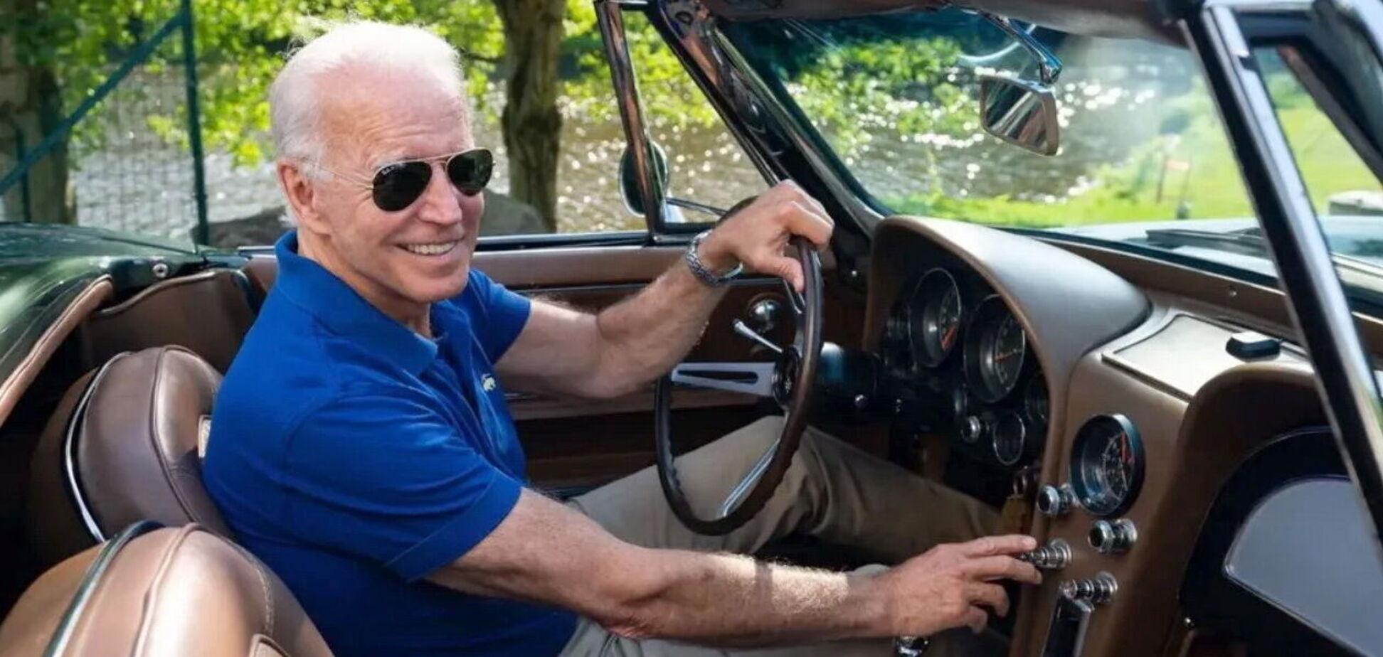 Джо Байден розкрив секрети концерну General Motors