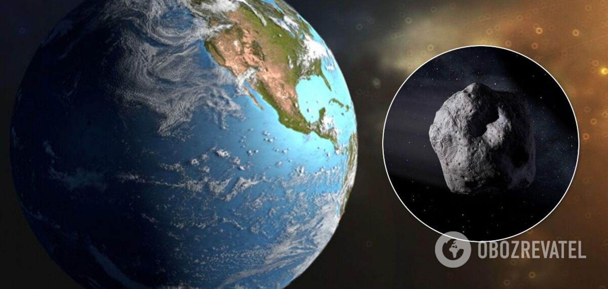 К Земле летит крупный астероид: названа дата 'встречи'