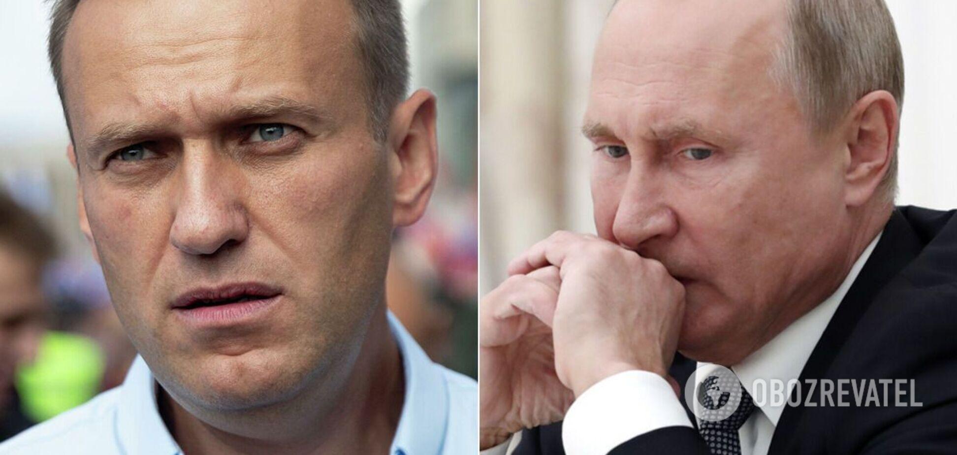 Путину станет совсем плохо, или Навального лучше отпустить