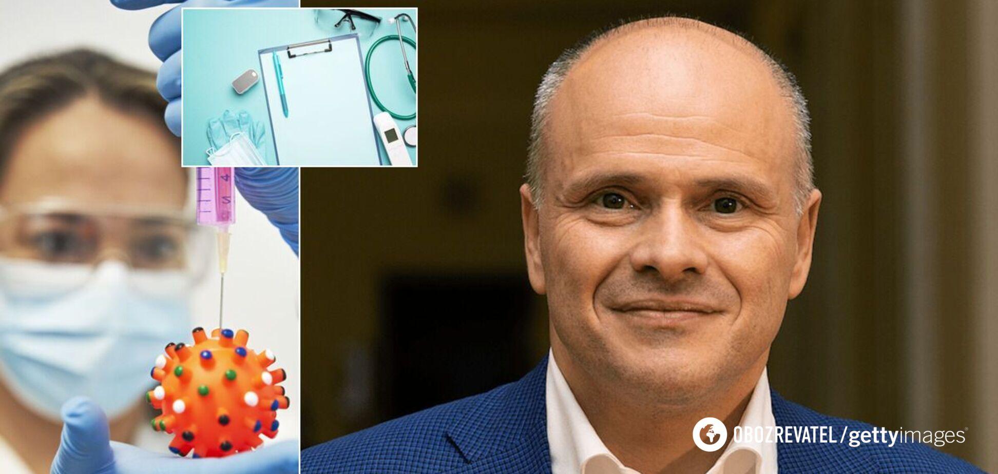 В 'Слуге народа' заговорили о смягчении карантина и завершении третьей волны коронавируса в Украине